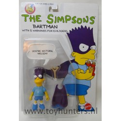 Bartman MOC - Mattel 1990 - The Simpsons