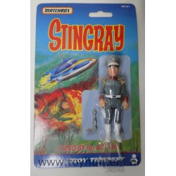 Troy Tempest - Stingray - Macthbox 1993