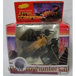 remote control Astro Scorpion motorized MIB - WORKING
