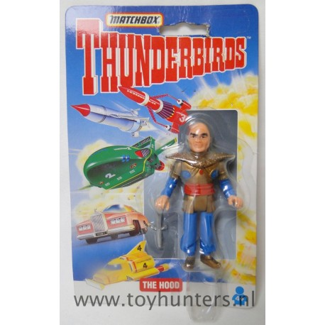 The Hood - Thunderbirds - Matchbox
