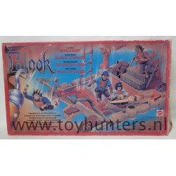 Lost Boy Attack Raft MIB - Hook - Mattel