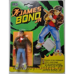 James Bond Jr. - Hasbro 1992