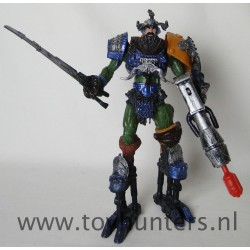 Samurai Man-At-Arms - He-man 200X