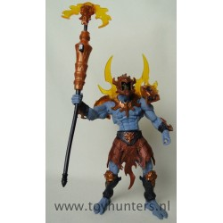 Fire Armor Skeletor - He-man 200X