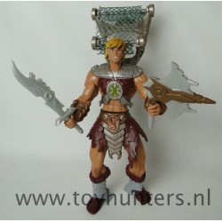 Snake Hunter He-Man 200X