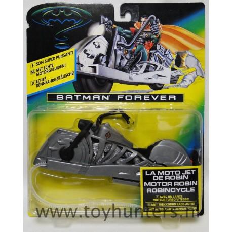 Robin Motorcycle MOC Batman Forever
