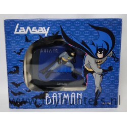 Batman Walkman with box WORKING Lansay