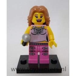 Pop Star LEGO 8684 mini Series 2 loose