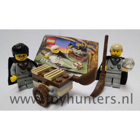 4711 Flying Lesson loose complete - Harry Potter LEGO