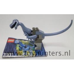 7001 Iguanodon loose complete - Dinosaurs LEGO