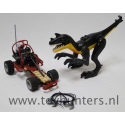 7295 Dino Buggy Chaser loose complete - Dinosaurs LEGO