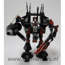 7702 EXO FORCE Thunder Fury loose complete - EXO Force LEGO