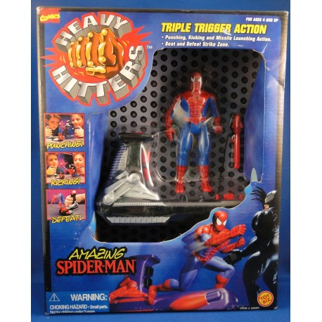 Spiderman Heavy Hitters Game Toy