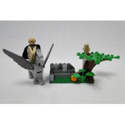 4750 Draco's Encounter with Buckbeak loose complete - Harry Potter LEGO