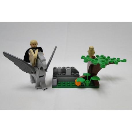 Dracos Encounter with Buckbeak loose 4750