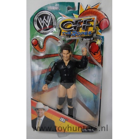 JBL MOC - Off the Ropes Series 13 WWE Jakks Pacific 2009