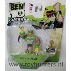 Kickin Hawk MOC - Ben 10 Omniverse Bandai