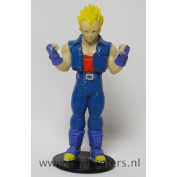 Vegeta Super Guerrier PVC - Edition Atlas 1996 DBZ GT