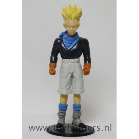 Super Saiyan Trunks PVC - Edition Atlas 1996 DBZ GT