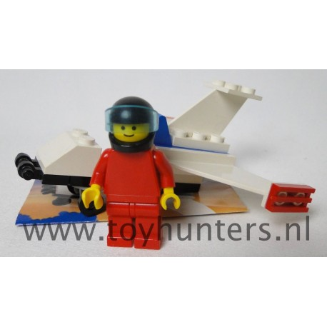 Microlight - Classic Town Airport - LEGO 2884