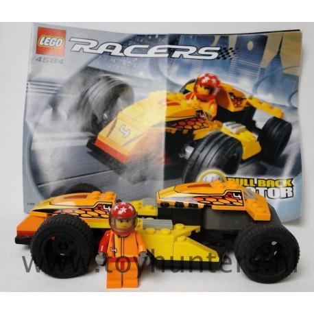 Hot Scorcher - Drome Racers - LEGO 4584