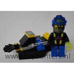 Aquashark - Dart - Aquazone - LEGO 6100