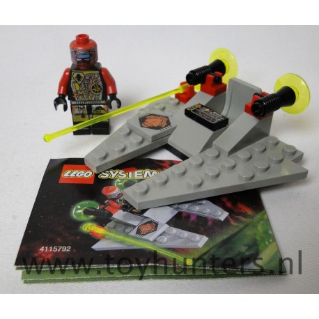 Space Plane - Space UFO - LEGO 6901 2