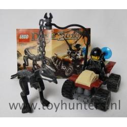 Dino Quad - Dino 2010 - LEGO 7294