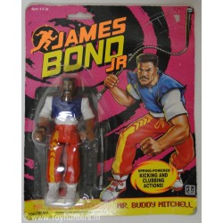 Mr Buddy Mitchell MOC - James Bond Jr.