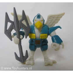 004 Colonel Bird (Eagle) 99% complete - Hasbro 1987