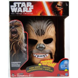 Chewbacca Electronic Face Mask MIB