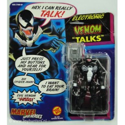 Talking VENOM MOC Toy Biz 1993