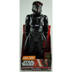 TIE Fighter Special Forces Pilot 45cm Red Stripes Big Size Jakks
