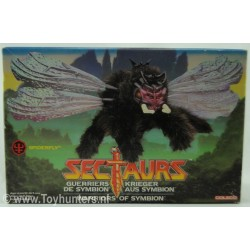 Spiderfly MIB - Sectaurs - Coleco 1984