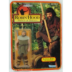Little John MOC - Robin Hood Prince of Thieves - Kenner 1991