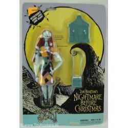 Sally MOC original release - Nightmare Before Christmas - Hasbro 1993