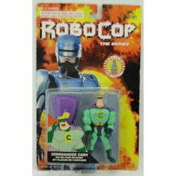 Commander Cash MOC - Robocop the Series - Toy Island 1994