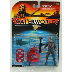Deacon MOC - Waterworld - Kenner 1995