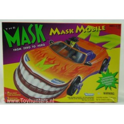Mask Mobile MIB cornet dent - The Mask - Kenner 1995