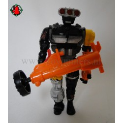 Jack Hammer complete Junkbots - Tyco 1993