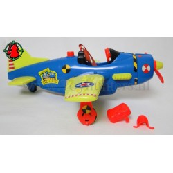 Crash Plane complete - Tyco 1992