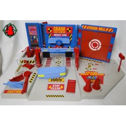 Crash TEST Center - Tyco 1992