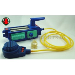 Ghost Trap with ghost - The Real Ghostbusters - Kenner