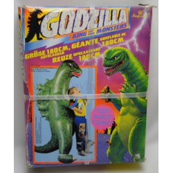 Godzilla 180cm blow up Dinosaur Imperial 1992 70,9 inch 5,9ft