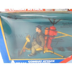 Murdock Combat Attack Gyrocopter MISB A-team Galoob