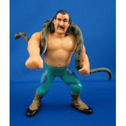 Jake The Snake Roberts - Series 1 - WWF Hasbro 1990