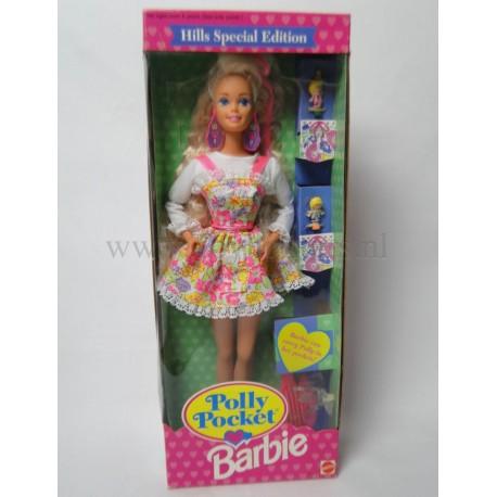Polly Pocket Barbie MIB Special Edition Mattel 1994