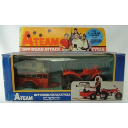 Off Road Attack Cycle MIB - A-team Galoob