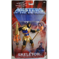 Skeletor GOLD (Repaint) MOC