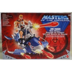 War Whale loose w/ Box - MOTU 200X